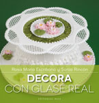 Decora con glasé real
